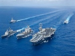 'South China Sea' dispute: China deploys fighter jets in front of US warships