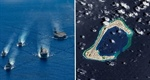 'Chances of conflict rising' as Australian ships 'confronted' by Chinese forces
