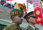 What China is after with its military push on its disputed border with India