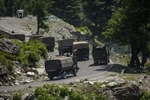 India and Chinese Troops Clash on Disputed Himalayan Border