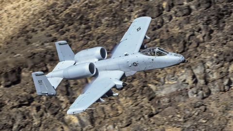 The A-10 Warthog Is Preparing For Its Biggest Upgrade In Over A Decade